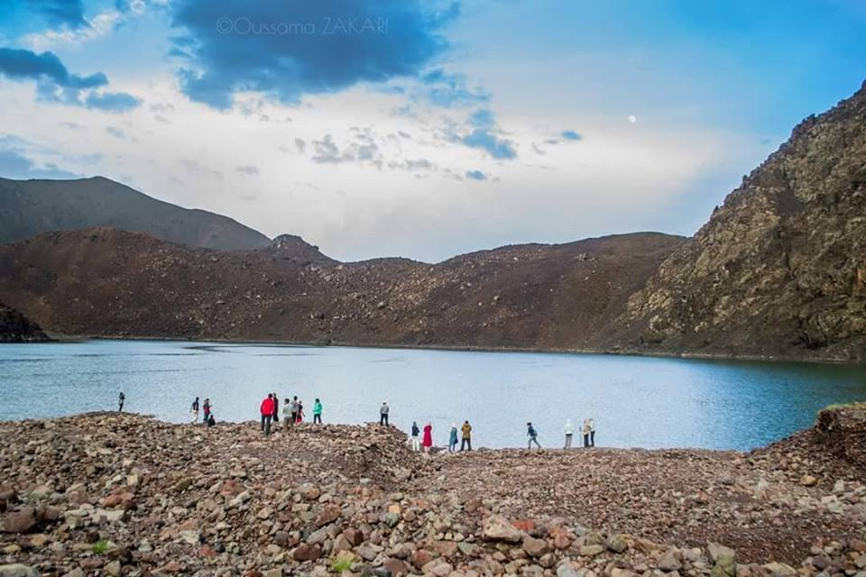 Lac ifni : INTO the Moroccan WILD #6